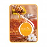 PUORELLA HONEY Корейская маска для лица с мёдом